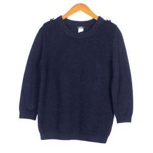 J.Crew Merino Wool Pullover Sweater